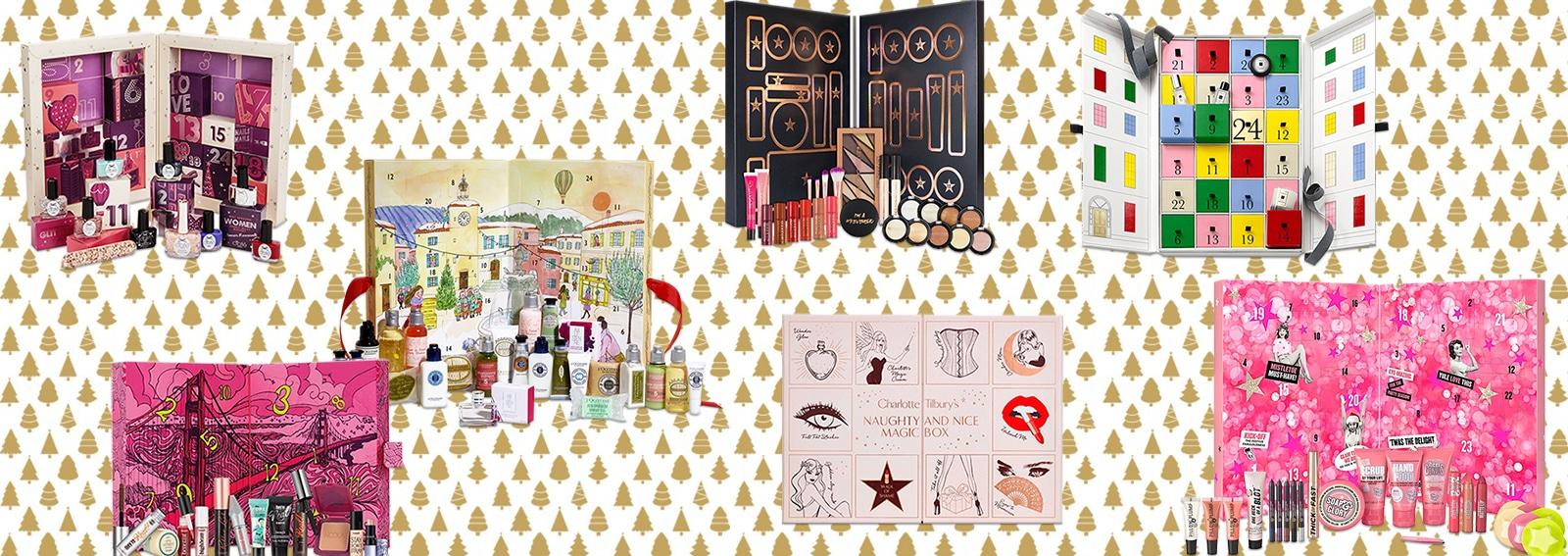 calendario dell'avvento beauty 2017 make up skin care collage_desktop