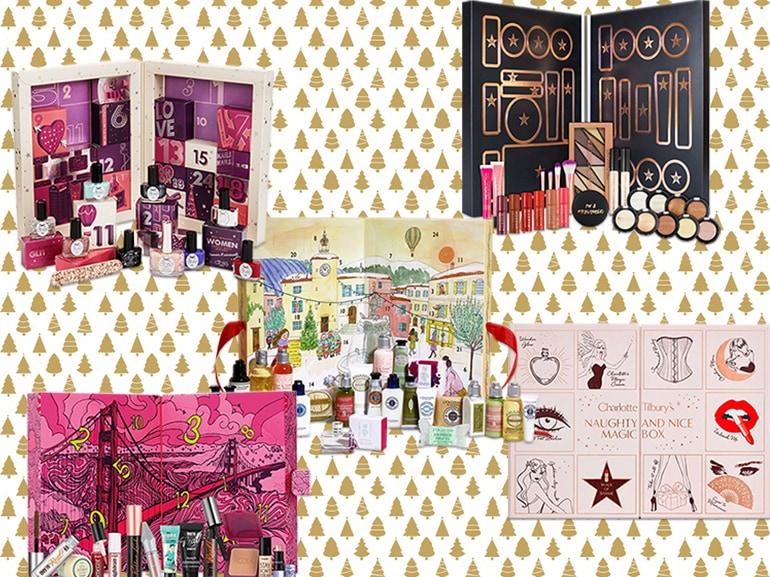 calendario dell'avvento beauty 2017 make up skin care collage_mobile