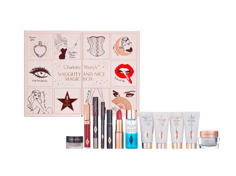 calendario dell'avvento beauty e make up 2017 CHARLOTTE TILBURY