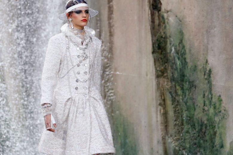 Chanel: pvc c'est (trés) chic!