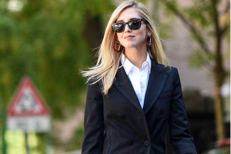 Chiara Ferragni, stile da fashion week