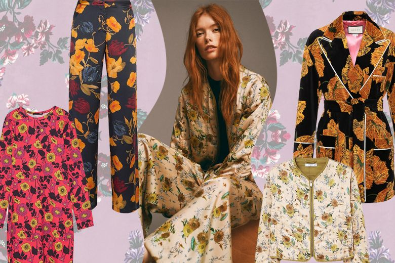 Floreale d'autunno: i pezzi must have