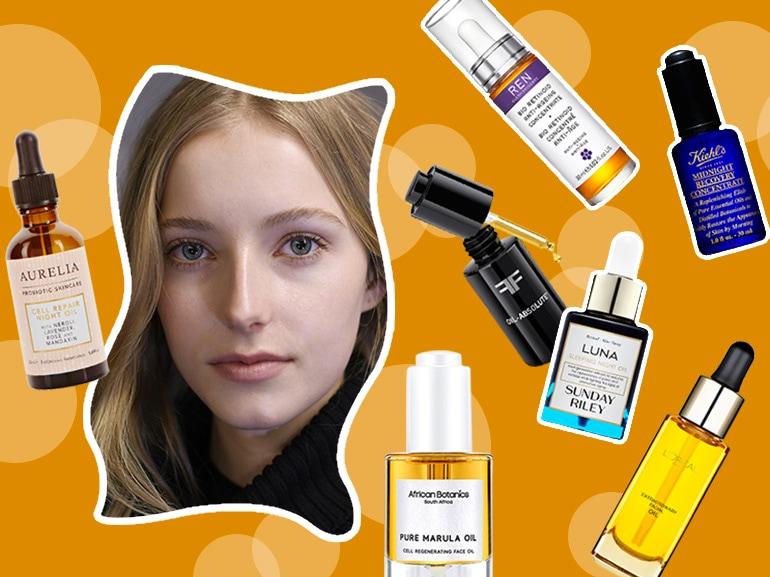 Olio viso per la notte: il trattamento di bellezza più efficace