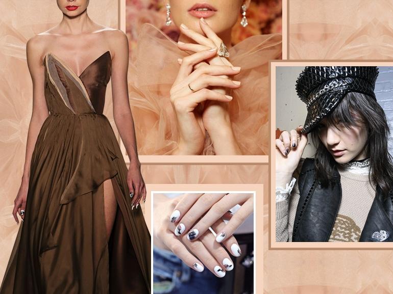 Dry brush manicure: la nuova nail art di tendenza