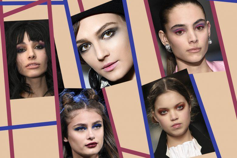 Trucco occhi: 10 make up da realizzare questa stagione