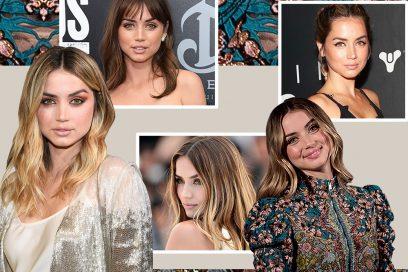 Ana de Armas beauty look: trucco e capelli dell'attrice di