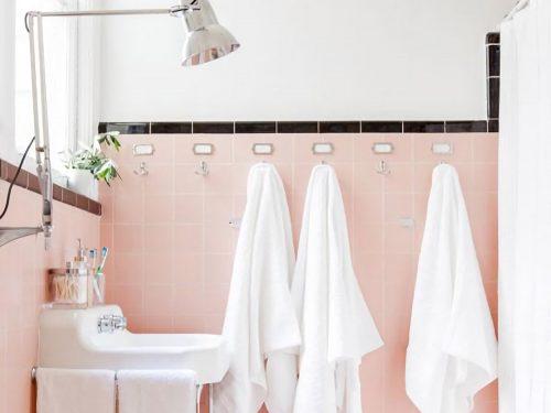 Come arredare il bagno in stile vintage grazia
