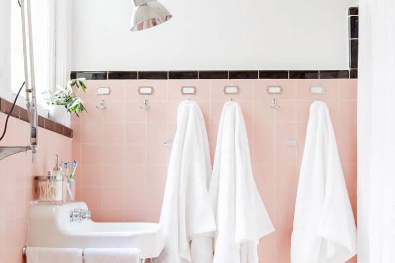 Come arredare il bagno in stile vintage