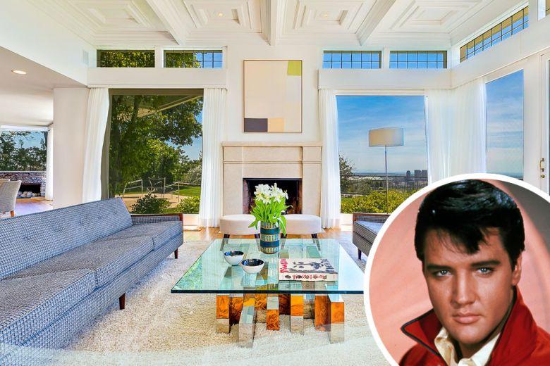 Una vacanza a casa di Elvis Presley
