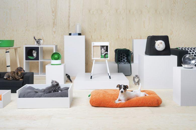 IKEA presenta LURVIG, la nuova collezione dedicata agli animali domestici