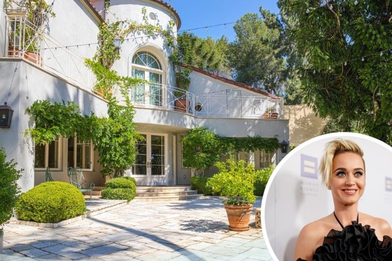 Katy Perry vende la sua casa di Los Angeles