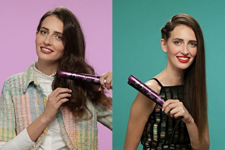 Acconciature da cerimonia e da festa: come crearle con ghd Nocturne Collection
