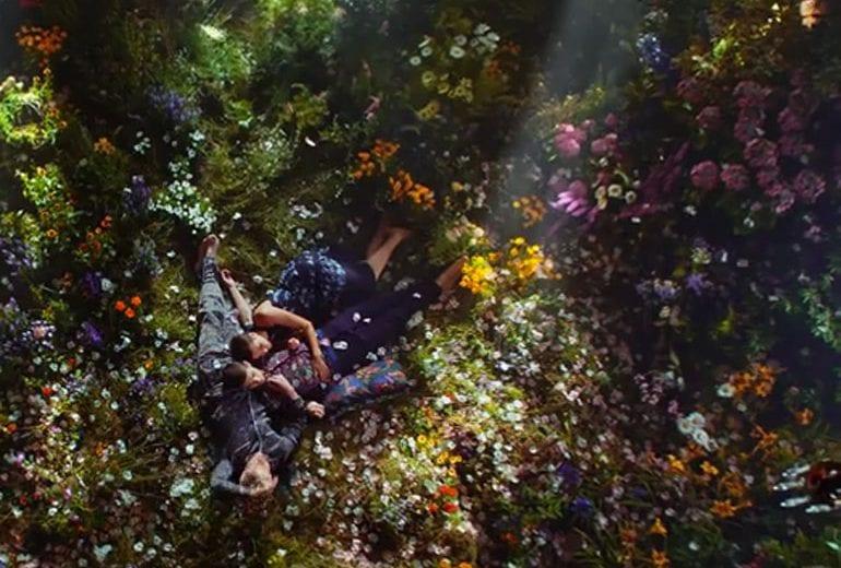 ERDEM X H&M: Baz Luhrmann firma la campagna 'The Secret Life of Flowers'