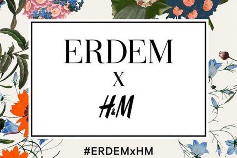 ERDEM x H&M: i capi must della design collaboration