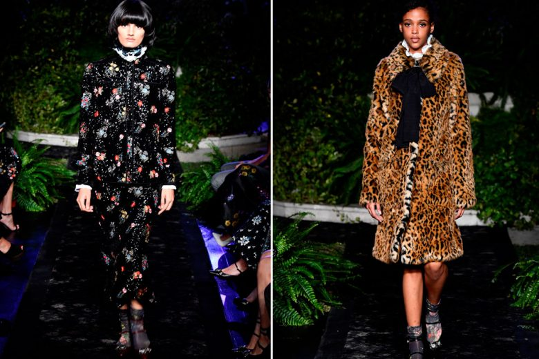 ERDEM X H&M: la capsule collection sfila in anteprima a Los Angeles