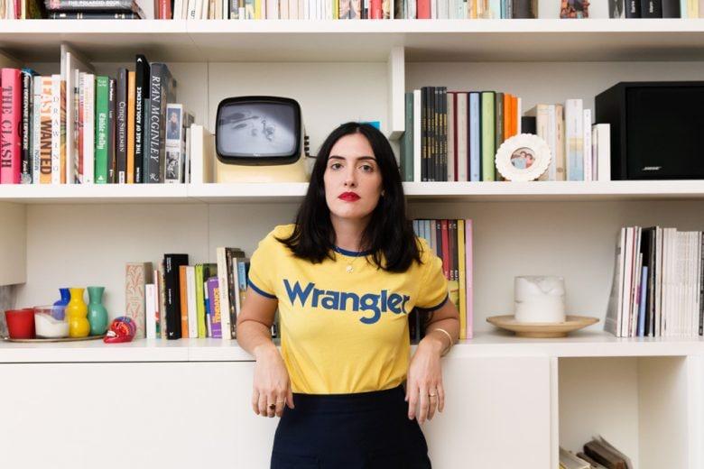 Nel guardaroba di Fabiana Fierotti con Vestiaire Collective