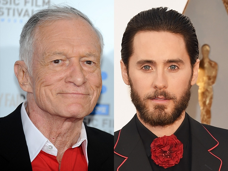 Jared Leto interpreterà Hugh Hefner nel film biografico