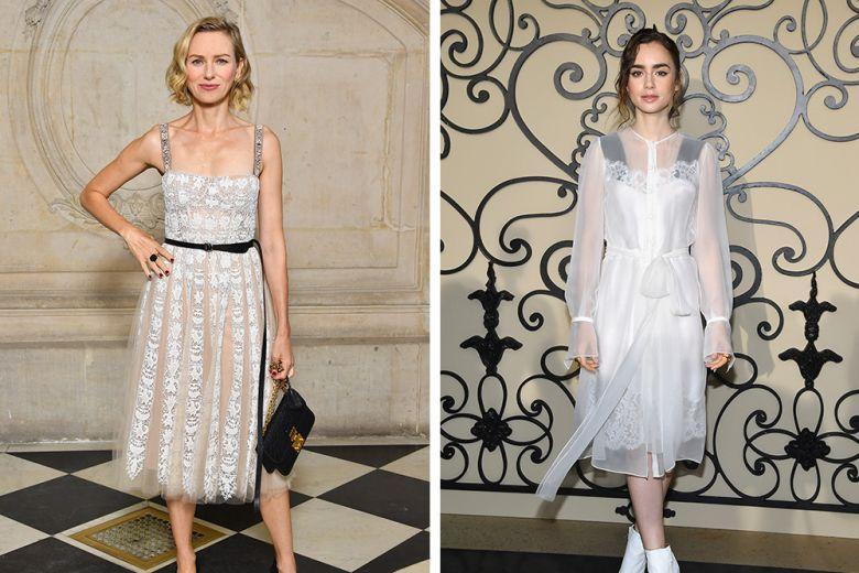 Chiara Ferragni, Emily Ratajkowski e le altre star alla Paris Fashion Week