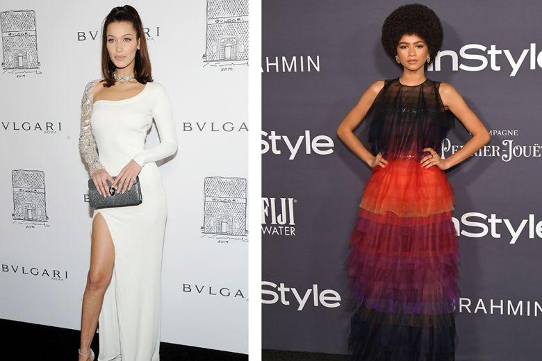 Da Zendaya a Bella Hadid, le Best Dressed della settimana