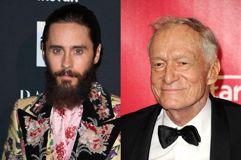 Arriva il film sulla vita di Hugh Hefner: Jared Leto interpreta il fondatore di Playboy
