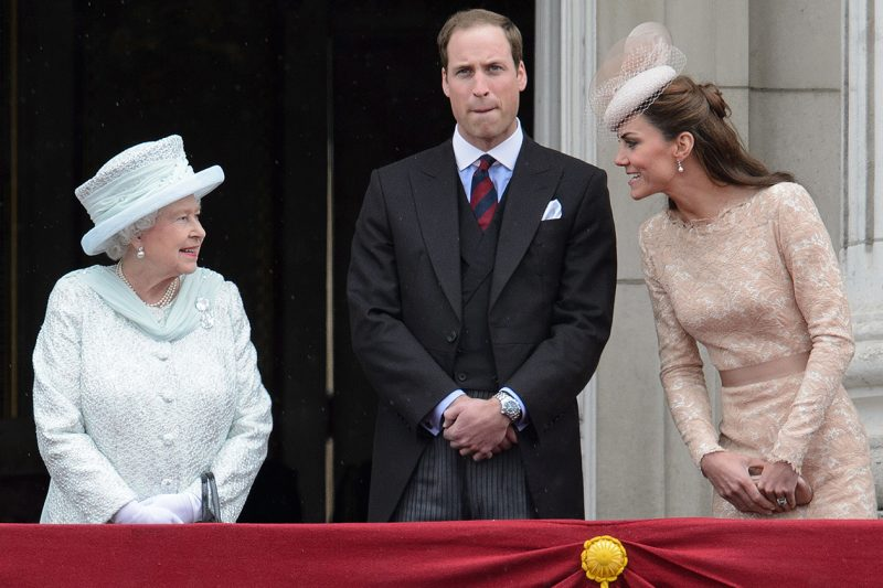 kate-middleton-regina-elisabetta-principe-william