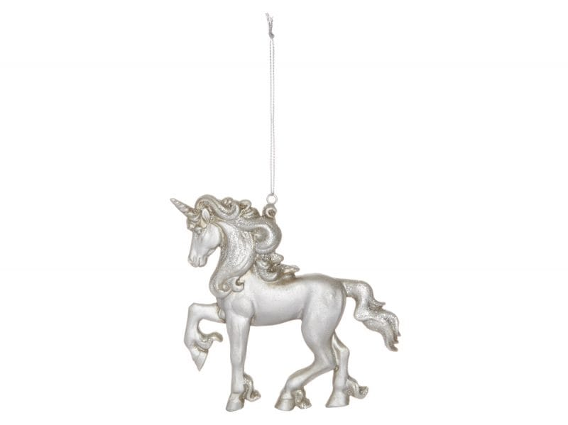 kimball-1505701-unicorn decoration silver, grade missing, wk 01, €2 $2.50