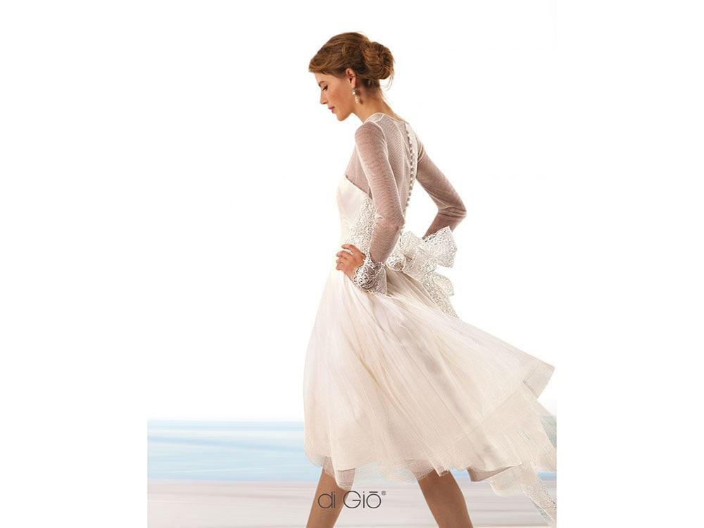 new concept 5bced 3081f Le Spose di Giò: gli abiti da sposa più belli per il 2018