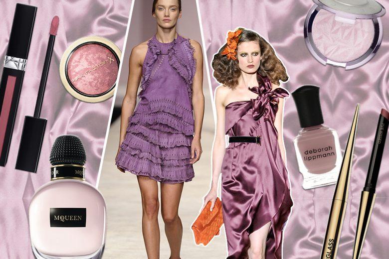 Malva: make up, skin care e profumi nel colore del momento
