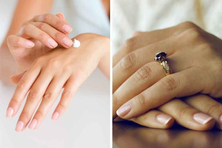 Manicure fai da te a casa? Provate quella californiana per unghie lucide senza smalto