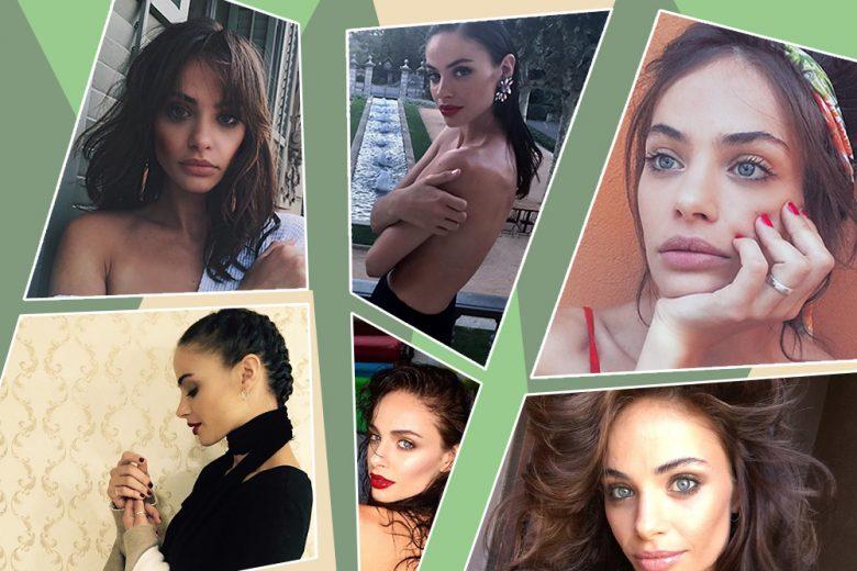 Nicole Meyer: i beauty look più belli della modella sudafricana