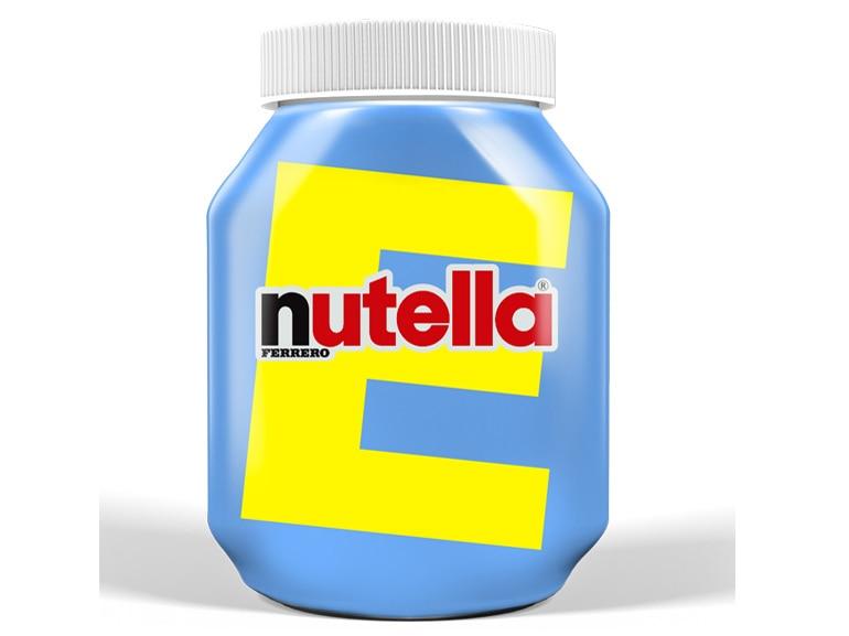 nutella E