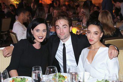 Robert Pattinson e Fka Twigs si sono lasciati: c'entra Katy Perry?