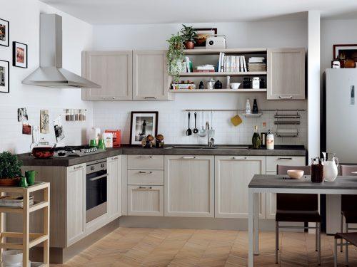 Le cucine Scavolini per arredare la prima casa