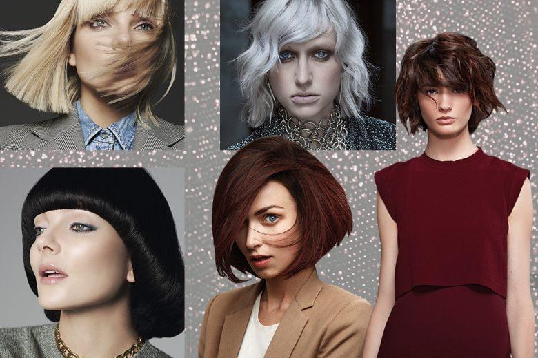 Tagli capelli medi: i più belli dai saloni per l'Autunno Inverno 2017 2018