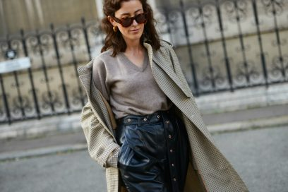 trench check paris
