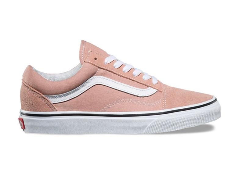 scarpe tipo vans col fiocco