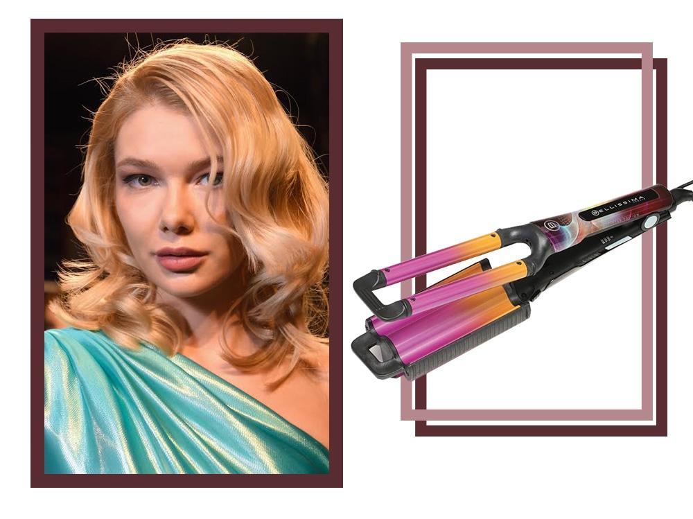 the latest a0255 2e823 Piastra a onde migliori: i triferro per capelli wavy e ...