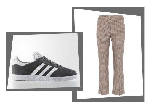 Come abbinare le Adidas Gazelle: 10 idee ed abbinamenti