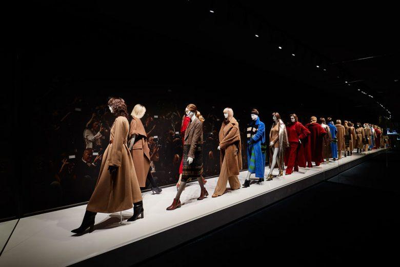 'Coats!': a Seoul va in scena il viaggio nell'universo del cappotto Max Mara