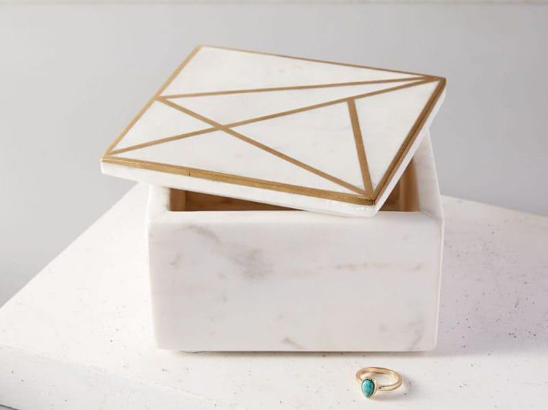 13 Marble Box