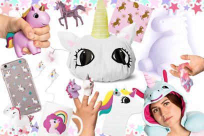 Tiger presenta una collezione dedicata agli unicorni