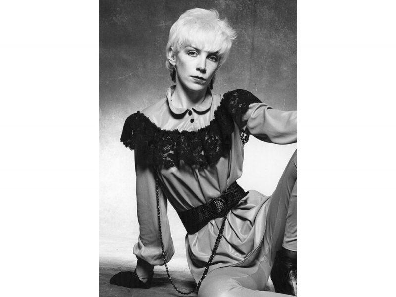 Annie Lennox getty 1979