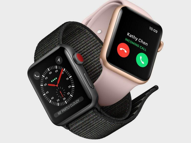 Apple Watch Series 3 regalo natale smartwatch ultimo modello