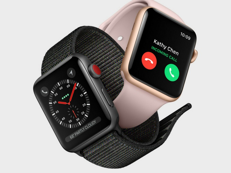 Apple Watch Series 3 regalo natale smartwatch ultimo modello