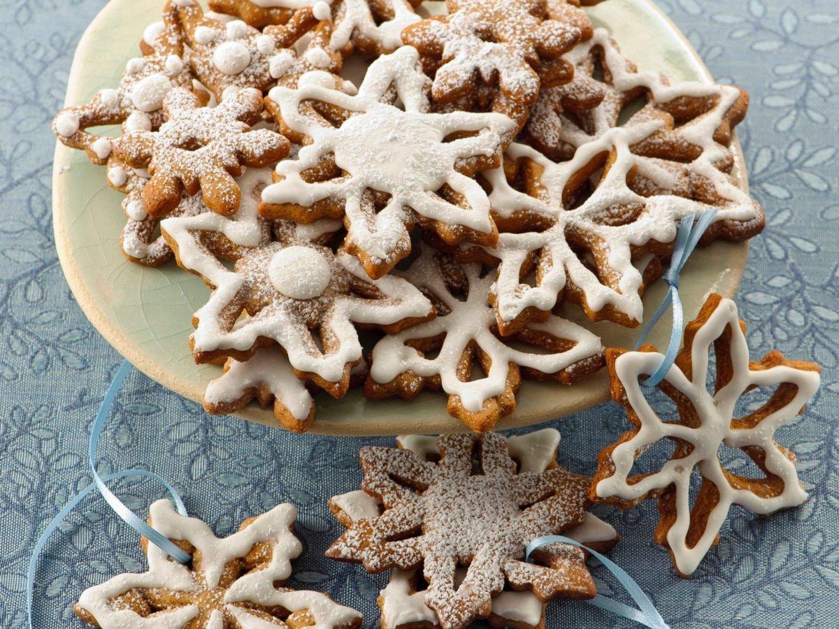 Biscotti di Natale alle spezie