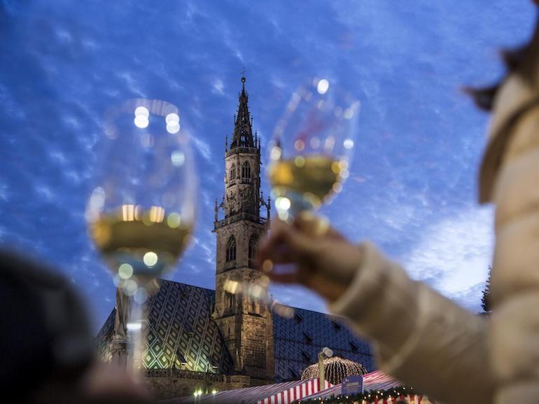 Bolzano mercatino natale