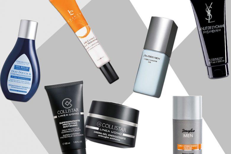 I cosmetici che ogni uomo dovrebbe provare
