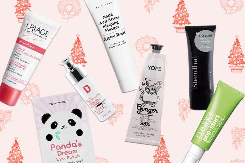 La beauty routine durante le vacanze natalizie