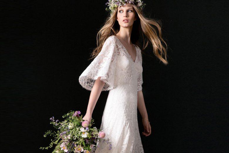 Abiti da sposa in pizzo: cosa c'è di nuovo per il 2018