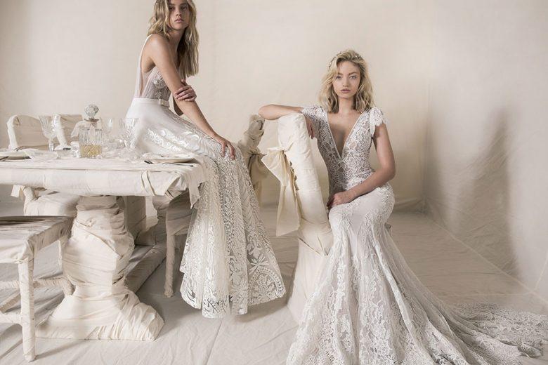 Abiti da sposa particolari: 6 brand originali da tenere d'occhio nel 2018